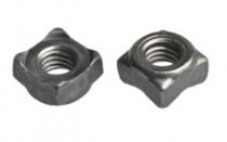 Matice pro přivaření čtyřhranná DIN 928 M4 - N1
