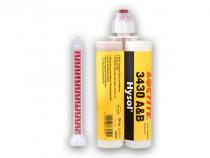 Loctite EA 3430 - 200 ml dvousložkový epoxid rychlý ultra čirý