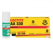 Loctite AA 330/7386 - 50/18 ml Multibond, konstrukční lepidlo - N1