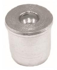 Mazací zátka k zalisování D  6 mm