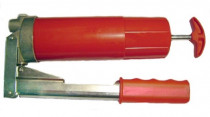 Mazací lis pákový  300 ml plastový, plnící ventil