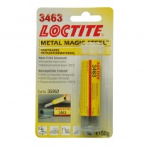 Loctite EA 3463 - 50 g Metal Magic hnětací epoxid - N1