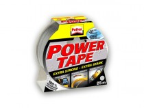 Pattex Power Tape stříbrná - 25 m - N1