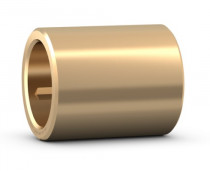 Pouzdro, masivní bronz SKF PBM 202820 M1G1