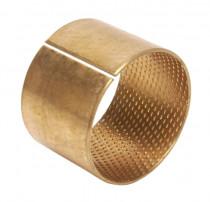 Pouzdro, svinutý bronzový pás B90 6060