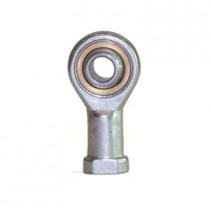 Kloubová hlavice, vnitřní pravý závit, ocel/bronz SIBP 25 S  LS