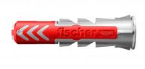 Hmoždinka univerzální s límcem fischer DUOPOWER 6x30 mm (555006)