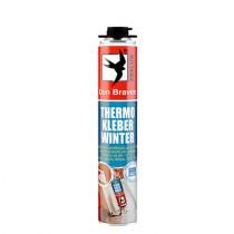 Den Braven Thermo Kleber, Thermo Kleber WINTER - 750 ml zelená, pistolová (winter) _40350TH