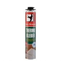 Den Braven Thermo Kleber, Thermo Kleber WINTER - 750 ml žlutá, pistolová _40221TH