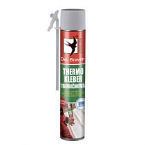 Den Braven Thermo Kleber, Thermo Kleber WINTER - 750 ml žlutá, trubičková _40140TH