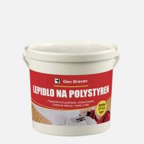 Den Braven Lepidlo na polystyren - 1 kg bílá, kelímek _50904BD - N1