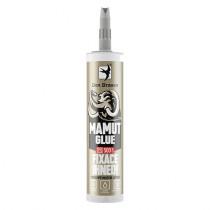 Den Braven Mamut Glue High tack - 290 ml šedý, kartuše _51913BD - N1