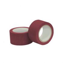 Den Braven Textilní lemovací páska (kobercová) - 10 m x 48 mm červená/bordó _B53521BD - N1