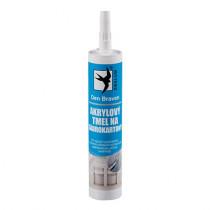 Den Braven Akrylový tmel na sádrokartony - 310 ml bílá, kartuše _20102BD - N1