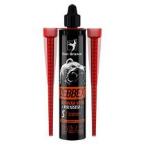 Den Braven Chemická kotva POLYESTER - 300 ml šedá, kartuše _74015BD - N1