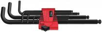 Sada klíčů imbus 950 PKL/9 BM N black (9 ks), WERA, 022086 - N1