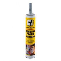 Den Braven Bond Flex PU 40 FC polyuretan - 300 ml bílá, kartuše _31421BD - N1