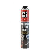 Den Braven Thermo Kleber ROOF - 750 ml žlutá, pistolová _40221RF