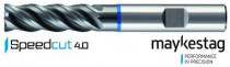 Fréza SK dlouhá - SPEEDCUT 4.0 Inox, Z=4, ULTRADUR, MAYKESTAG, 8777006001 - 6x18/62 - N1