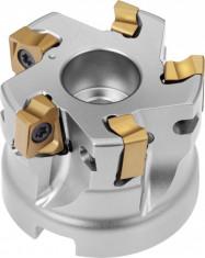 Čelní nástrčná fréza pozitivní, PRAMET, 125A09R-S90LN12-C