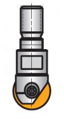 Fréza modulární kopírovací, PRAMET, PPH-20/02-030-P10