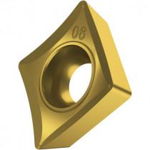 Vyměnitelná břitová destička, PRAMET, CCGT 080302E-SF3:T8315 - N1