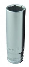 """Hlavice nástrčná 1/2"""" prodloužená 6ti hranná, NAREX HL-1/2"""" /6hr/, 16mm - 76046216PR - N1"""