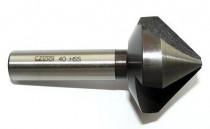 Záhlubník kuželový tříbřitý 90° HSS, 221625.2, 20 mm /741 200/ - N1
