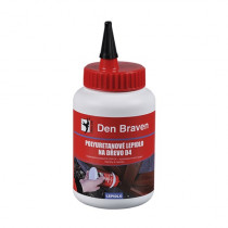Den Braven Polyuretanové lepidlo na dřevo D4 - 500 g medově hnědá, dóza _50252FF - N1