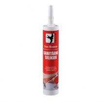 Den Braven Sanitární silikon - 280 ml černá, kartuše _30215RL - N1