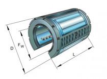 INA KSO 12-PP lineární kuličkové ložisko