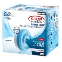 Ceresit Stop Vlhkosti AERO 360° náhradní tablety 2v1 - 2x450g - N1