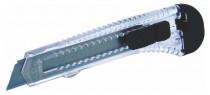 Nůž odlamovací P20 18mm tlačítková aretace - N1
