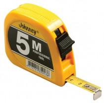 Metr svinovací 5m KDS 5013 Johnney žlutý - N1