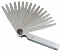Spárové měrky 0,05-1mm, 20listů - N1