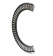 Nadella AX 3.5 9 17 axiální jehlová klec s kroužkem - N1