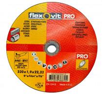 Řezný kotouč Flexovit 230x1,9 - N1