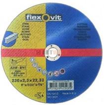 Řezný kotouč Flexovit 230x2,5 - N1