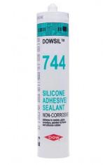 Dow Corning 744 - 310 ml bílý RTV silikon Dowsil - N1