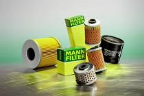 MANN C 1250 vzduchový filtr - N1