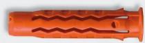 Hmoždinka univerzální s límcem nylonová Mungo MQ 8x40 - N1