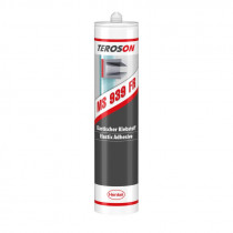 Teroson MS 939 FR - 290 ml černý protipožární tmel - N1