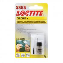 Loctite 3863 - 2 g oprava vyhřívání zadního skla