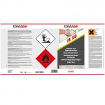 Teroson VR 190 - 10 L čistič brzdových a spojkových obložení - N1