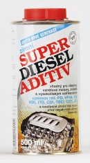 VIF Super diesel aditiv - 500 ml zimní - N1