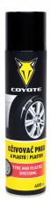 Coyote oživovač pneu a plastů - 400 ml sprej