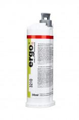 Ergo 3210 - 50 ml dvousložková zálévací směs, černá - N1